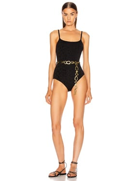 Nina Belt Swimsuit