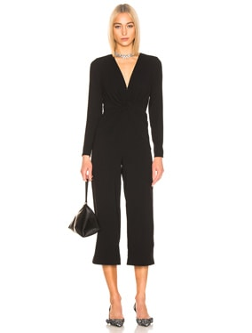 Twist Front Jumpsuit