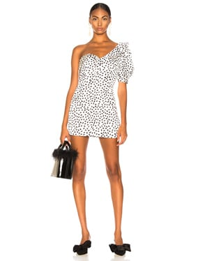 Dot Printed Dress