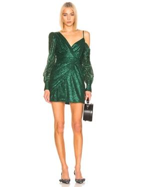 for FWRD Asymmetric Sequin Dress