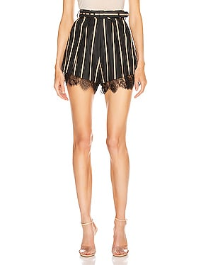 Tailoring Stripe Short