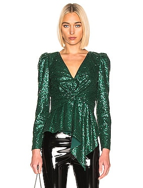 for FWRD Sequin Top