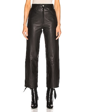 5 Pocket Straight Leg Pant