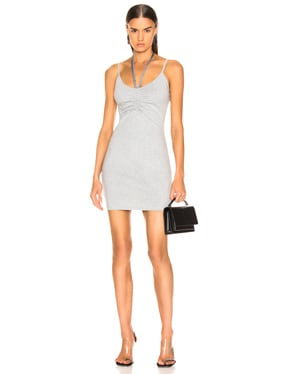 Compact Ruched Dress
