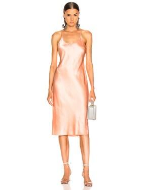 Wash & Go Woven Dress