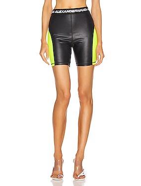 Logo Elastic Biker Short