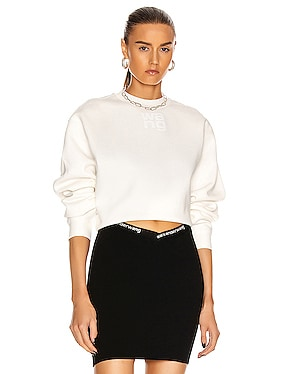 Foundation Terry Crewneck Sweatshirt