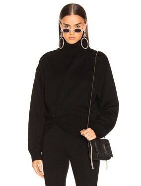 Double Layered Turtleneck Sweater
