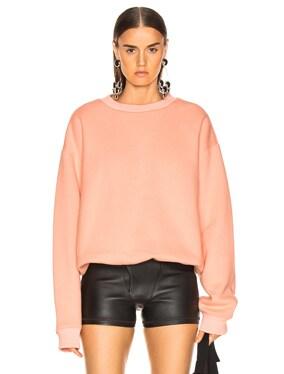 Dense Fleece Crewneck Sweatshirt