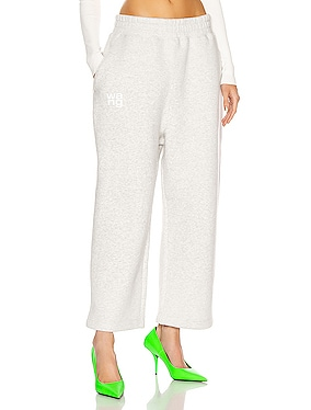 Dense Fleece Oversized Pant