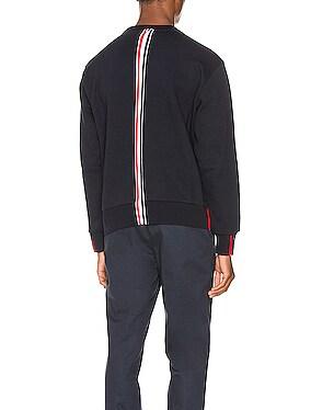 Striped Crewneck Pullover