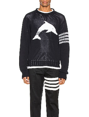 Dolphin Pullover