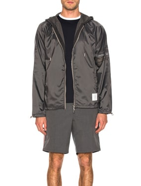 Perforated 4 Bar Jacket