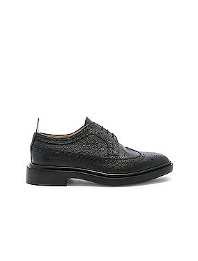 Rubber Sole Brogue