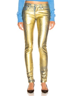 Gold Edith Pants
