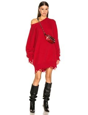 Rib Oversize Dress