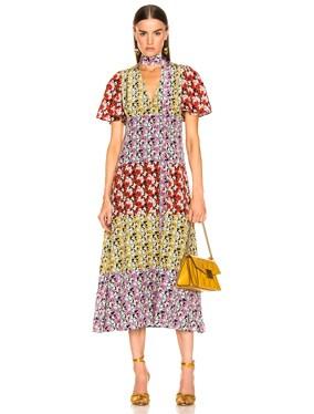 Spring Garden Dress