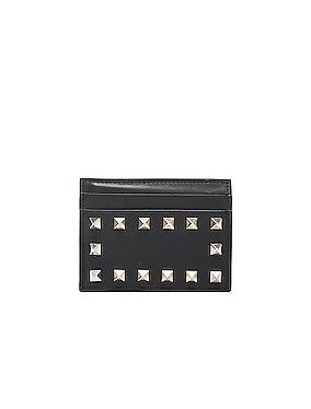 Rockstud Credit Card Holder