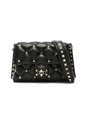 Medium Candystud Shoulder Bag