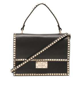 Rockstud No Limit Top Handle Bag