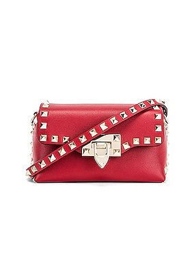 Rockstud Mini Crossbody Bag