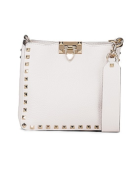Rockstud Mini Hobo Bag