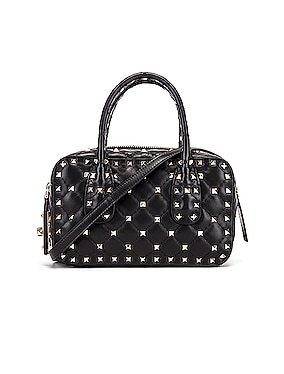 Rockstud Spike Small Duffle Bag