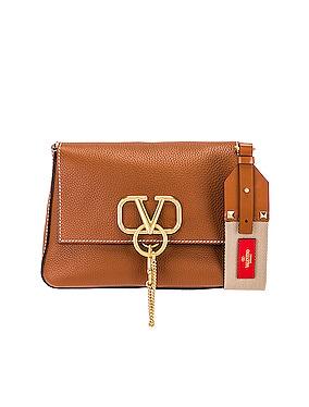 Small Ring Shoulder Bag