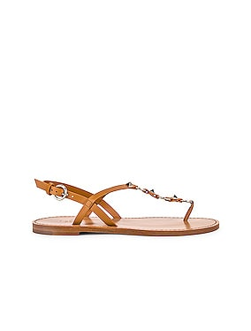 Cagestuds Thong Sandal