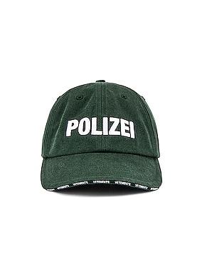 Polizei Cap