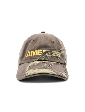 Cut Up Cap
