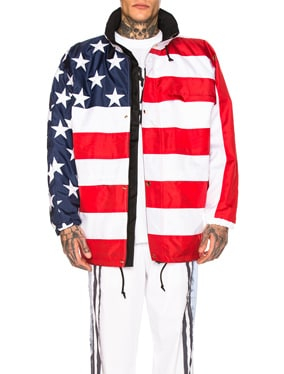Flag Jacket