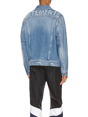 Anarchy Denim Jacket