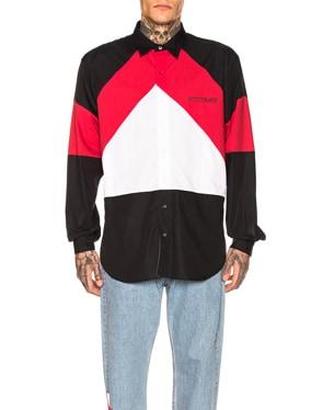 Tracksuit Shirt
