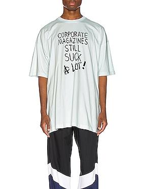 Corporate Magazine Tee