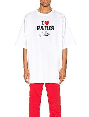 I Love Paris Tee