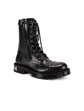 Dominium In Rectum Army Boots
