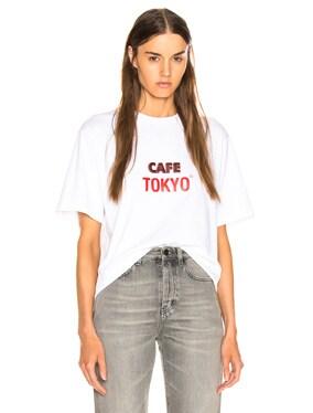 Tokyo & Reykjavik T Shirt