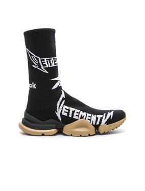 x Reebok Metal Sock Boots