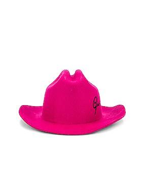 Text Cowboy Hat