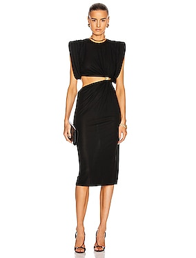 Cocktail Cutout Gown