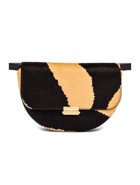 Big Anna Leather Belt Bag