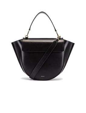 Big Hortensia Leather Bag