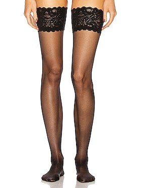 Satin Touch 20 Stay Up Tights