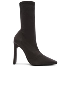 Season 7 Stretch Canvas Ankle Boots