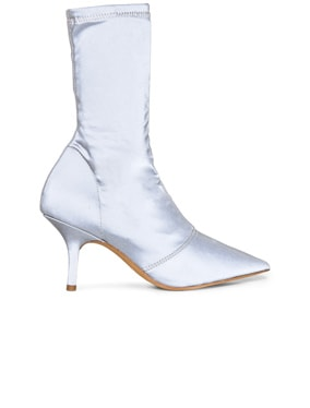 Season 7 Reflective Ankle Bootie