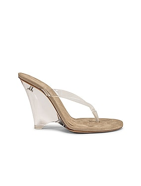 Season 8 Wedge Thong Sandal