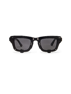 Pronged Rectangle Sunglasses