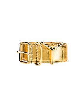 Plain Y Belt