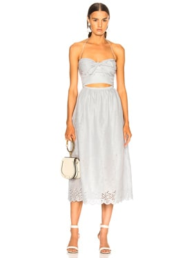 Iris Picnic Dress